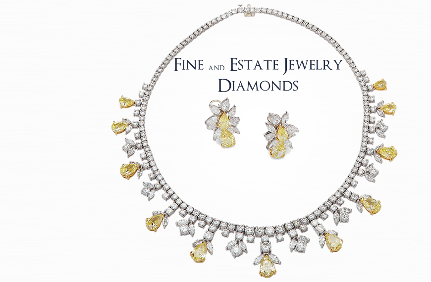 Fine And Estate Jewelry